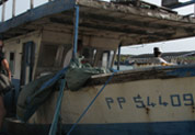 Bateau de Pêche Désiradien